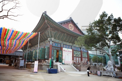 Jogyesa Temple (조계사)