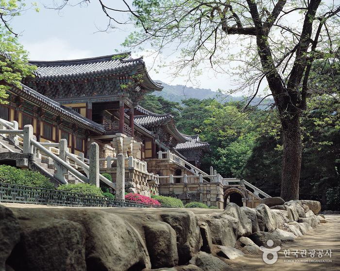 Parc National de Gyeongju (경주국립공원)
