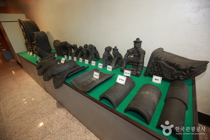 Museo de la Arquitectura Tradicional de Corea (한국고건축박물관)