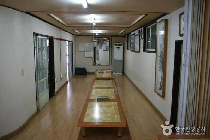 ソンシム会館食堂(성심회관)