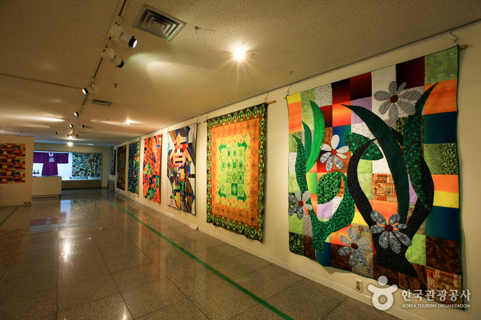 Музей текстиля и квилтинга Чхочжон8