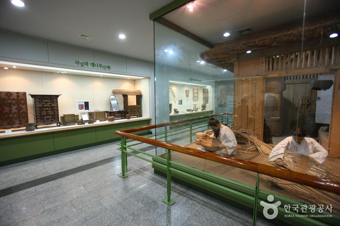 韓國竹子博物館(한국대나무박물관)