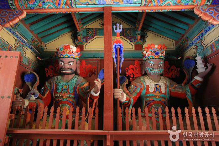 Naejangsa Temple (내장사)