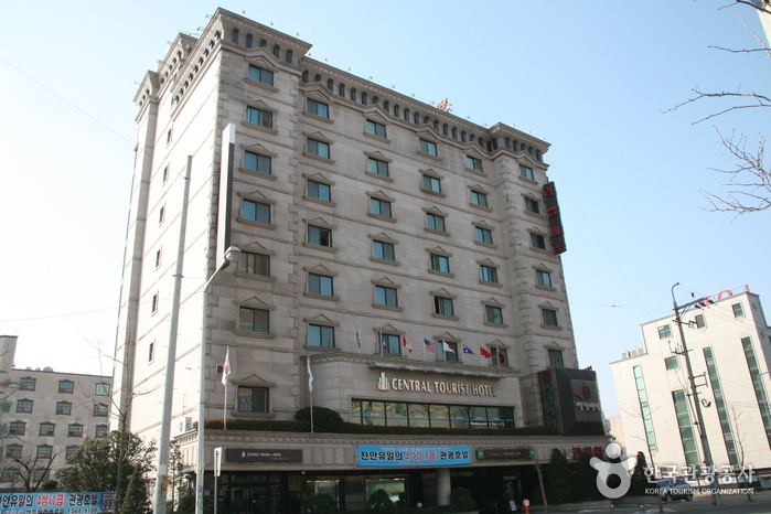 Cheonan Central Tourist Hotel (천안센트럴관광호텔)