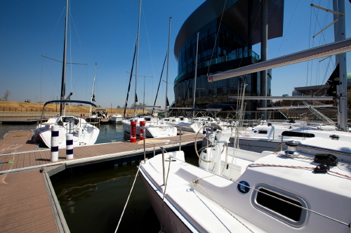 Яхт-клуб Seoul Marina9