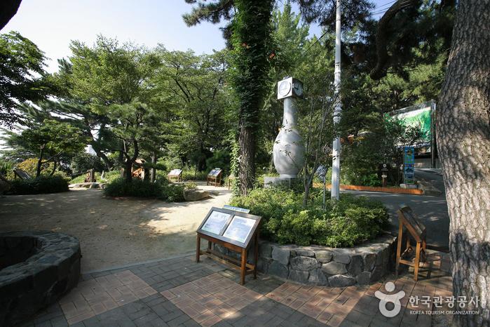 Парк Кымган (금강공원)4