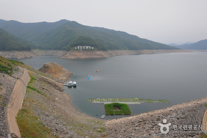 Soyang Dam (소양댐)