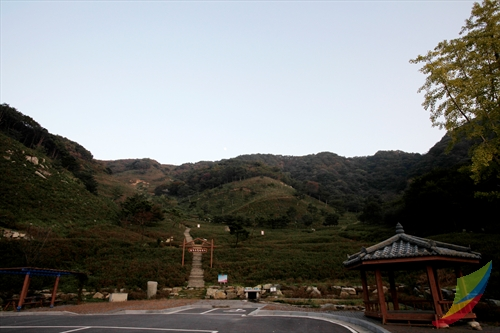 Bonghwasan Mountain (봉화산)