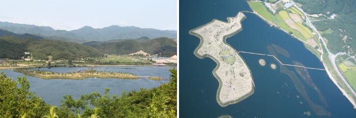 양구 한반도섬