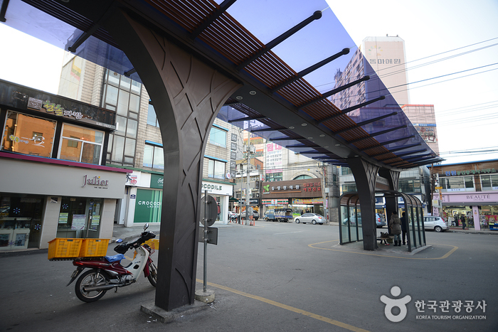 Pocheon Intercity Bus Terminal (포천시외버스터미널)