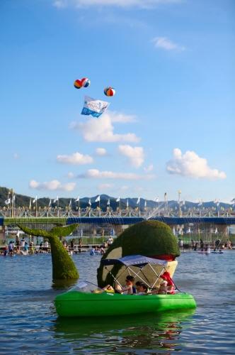 Festival del Agua Jeongnamjin de Jangheung (정남진장흥물축제)7