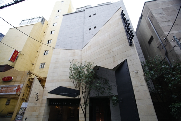 Hotel Gaeul - Goodstay (호텔가을 [우수숙박시설 굿스테이])