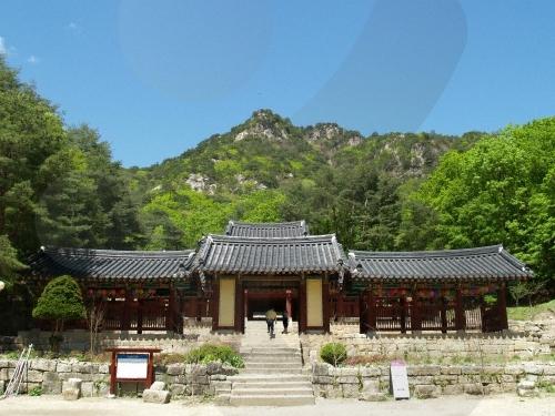 Tempel Cheongpyeongsa (청평사(춘천))