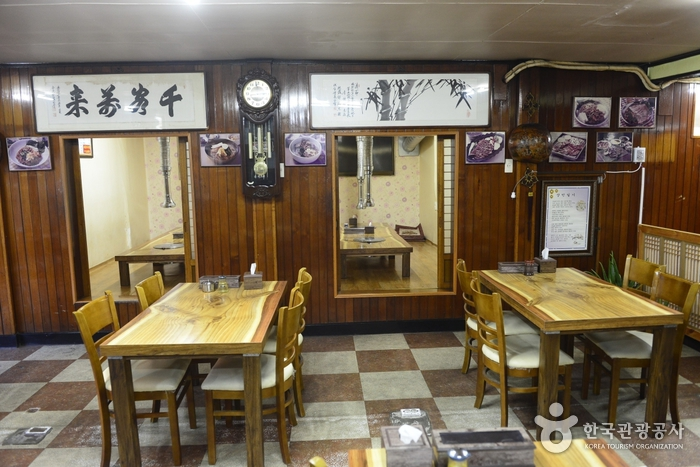 平壌冷麺(평양냉면)