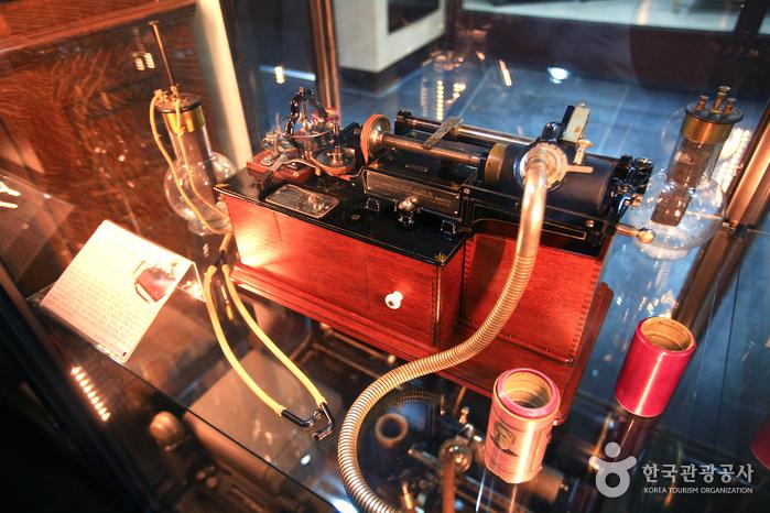 チャムソリ蓄音機&エジソン科学博物館(참소리축음기&에디슨과학박물관)