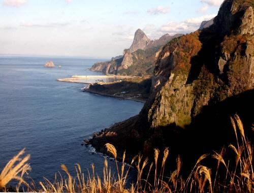 郁陵岛(울릉도)