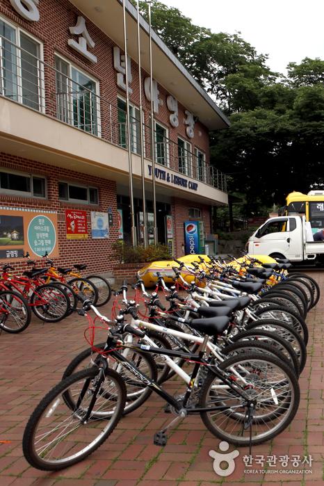 섬진강 자전거하이킹