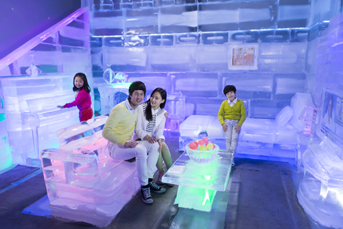 Image result for ice museum seoul