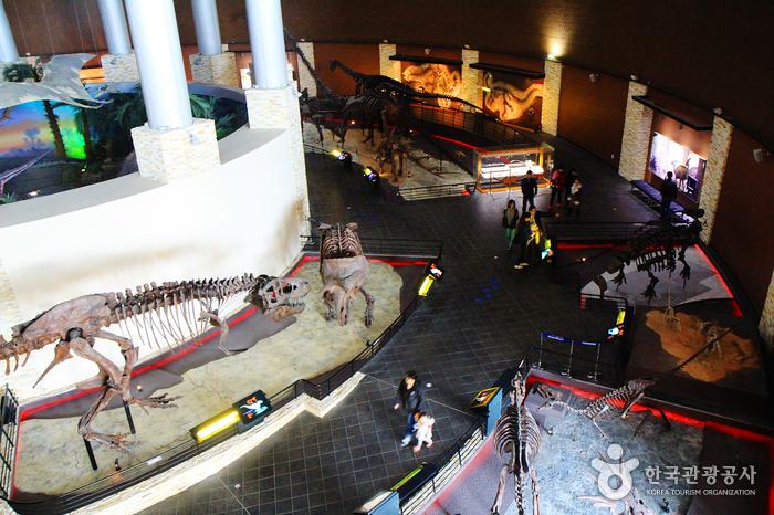 海南恐竜博物館(해남공룡박물관)