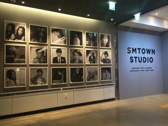 SM town (SM 타운)