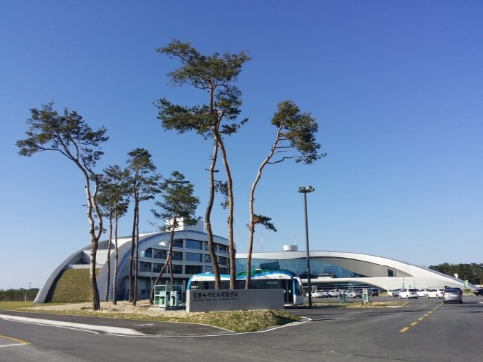 Gangneung Green City Experience Center E-ZEN (강릉 녹색도시체험센터 E-ZEN)