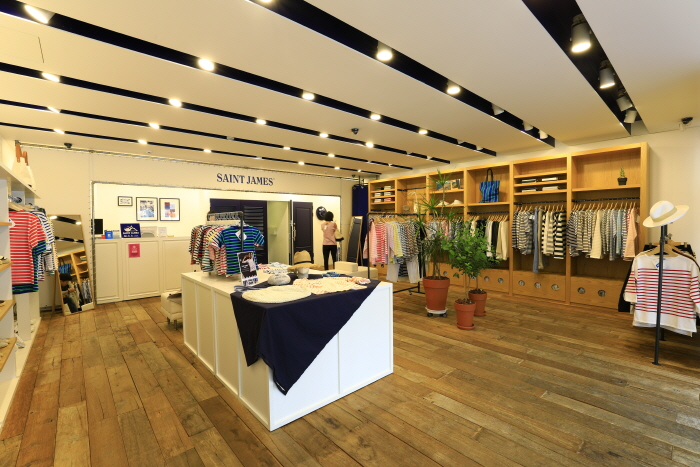Saint James Boutique Seoul (세인트제임스 서울)