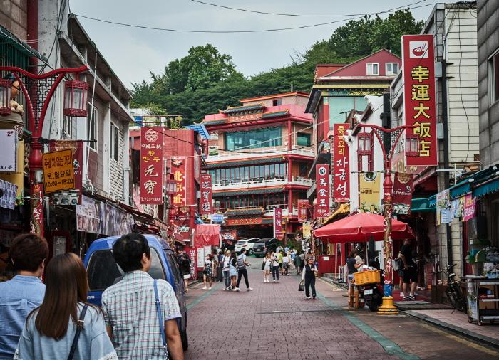 Incheon Chinatown (인천 차이나타운)