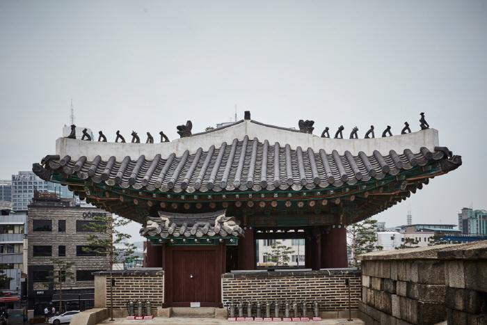 Tor Gwanghuimun (광희문)