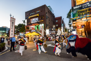 Have You Ever Been to Daehangno Hosting Arts and Culture Events throughout the Year?