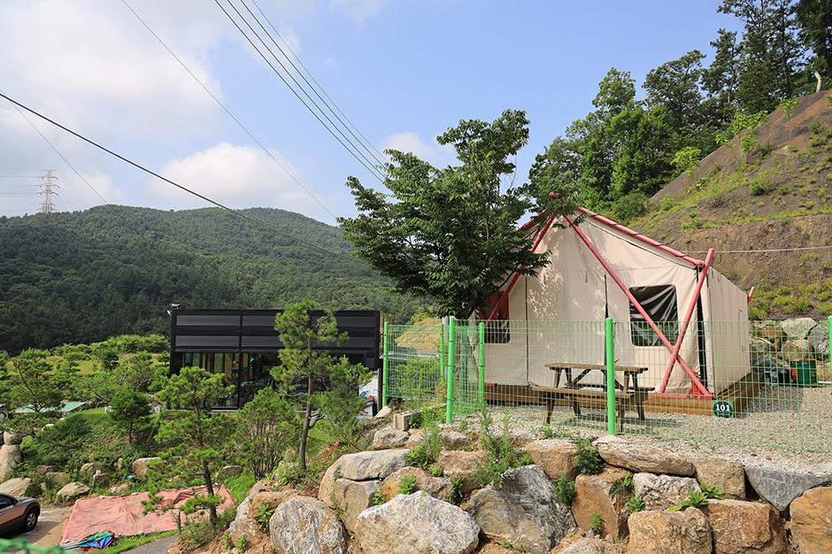 광릉해오름캠핑장