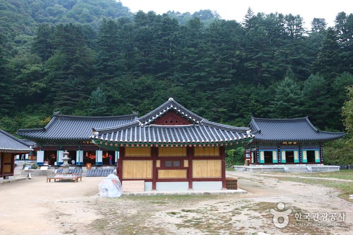 Temple Baekdamsa (백담사)