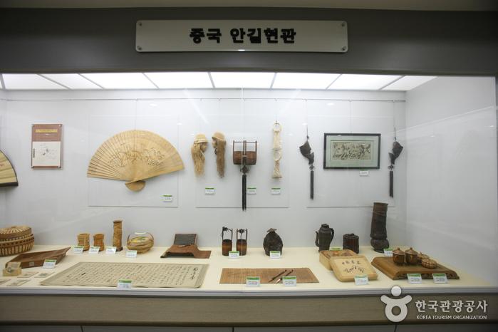 Корейский музей бамбука (한국대나무박물관)26