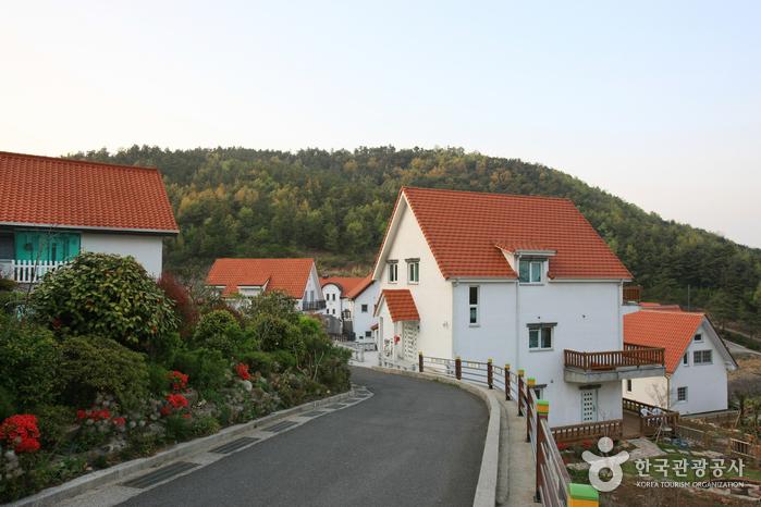 ドイツ村(독일마을)
