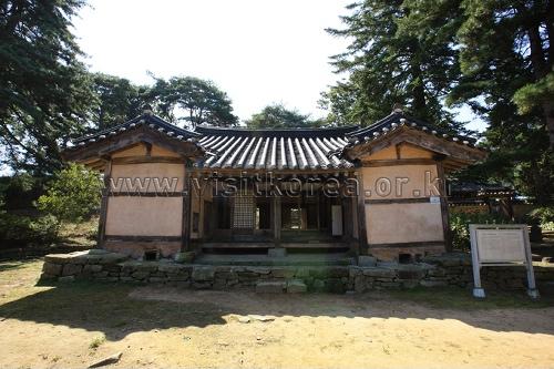 아산 맹씨 행단(맹사성 고택) 사진6