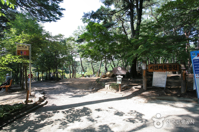 金剛公園(금강공원)