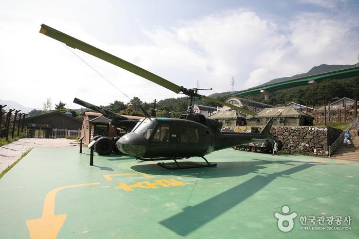 Исторический парк - лагерь для военнопленных Кочже (거제도 포로수용소 유적공원)