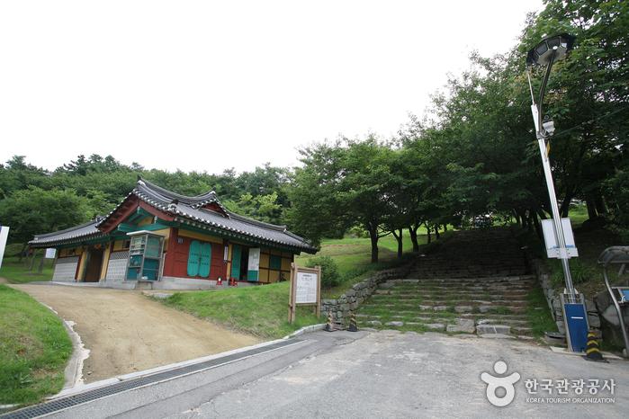Historische Stätte Gimhae Bonghwangdong (김해 봉황동 유적)