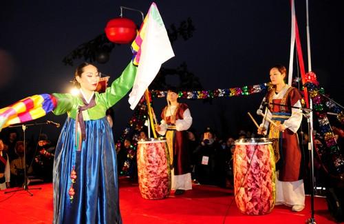 Achasan Sunrise Festival (아차산 해맞이축제)