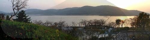 Bomunho Lake  (보문호)