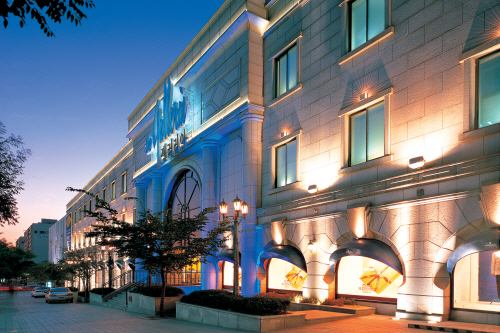 Galleria Department Store - Main Branch (갤러리아 백화점(명품관) 본점)