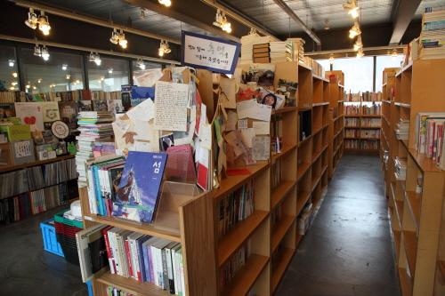 Книжный городок в Пачжу (파주출판도시)12
