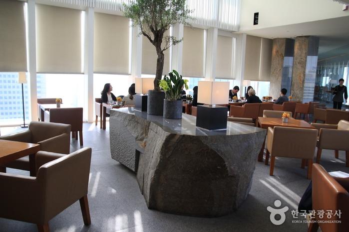 首尔柏悦酒店(파크 하얏트 서울)