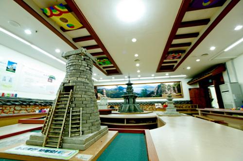 Культурный центр Силла (신라문화체험장)