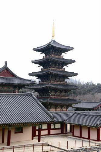 Baekje Cultural Land (백제문화단지)