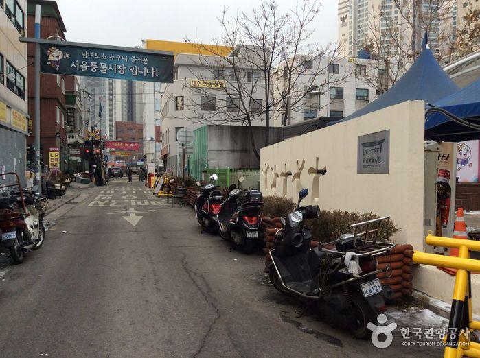 Seoul Folk Flea Market (서울 풍물시장)
