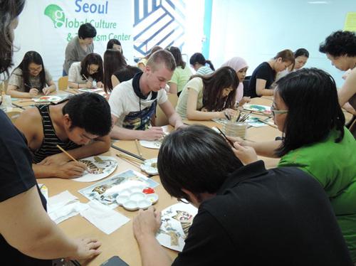 Сеульский культурно-туристический центр (서울글로벌문화체험센터)5