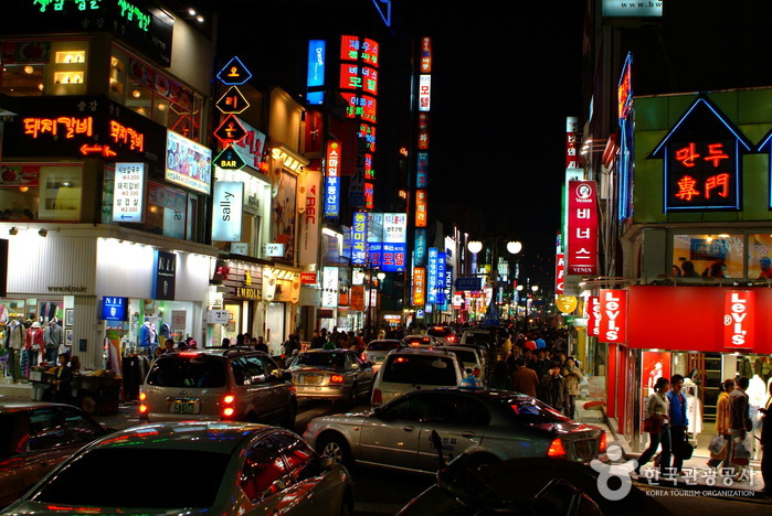 Nampodong Street ˂�포동거리 Official Korea Tourism Organization