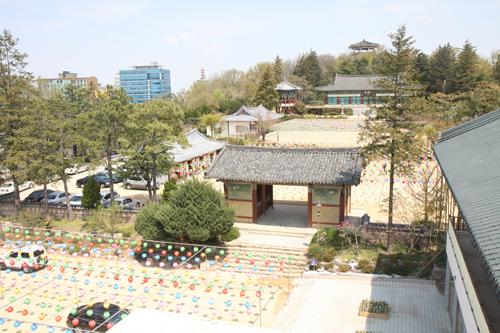 Tempel Mugaksa (무각사)