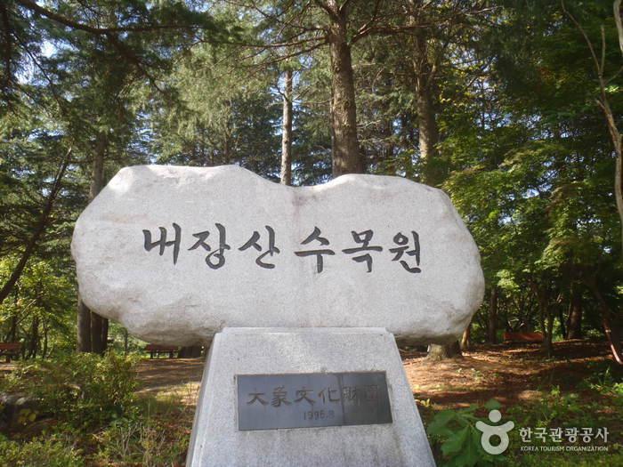 내장산수목원