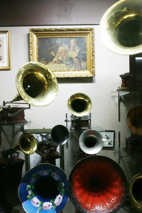 참소리축음기·에디슨과학박물관
